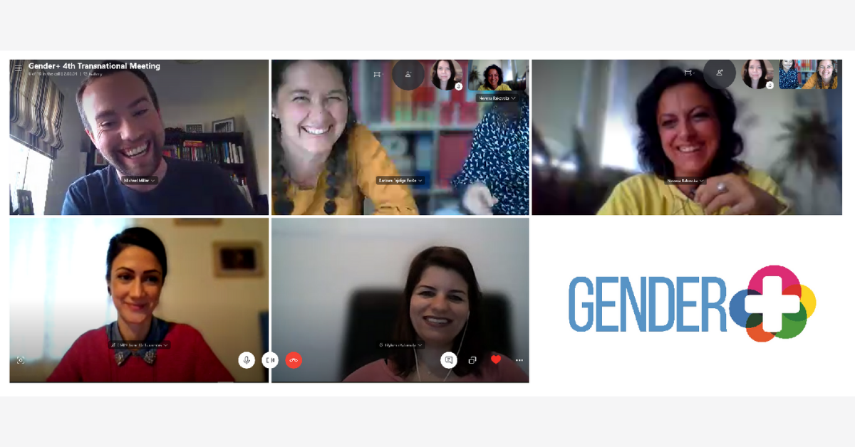 Gender meeting online 220220